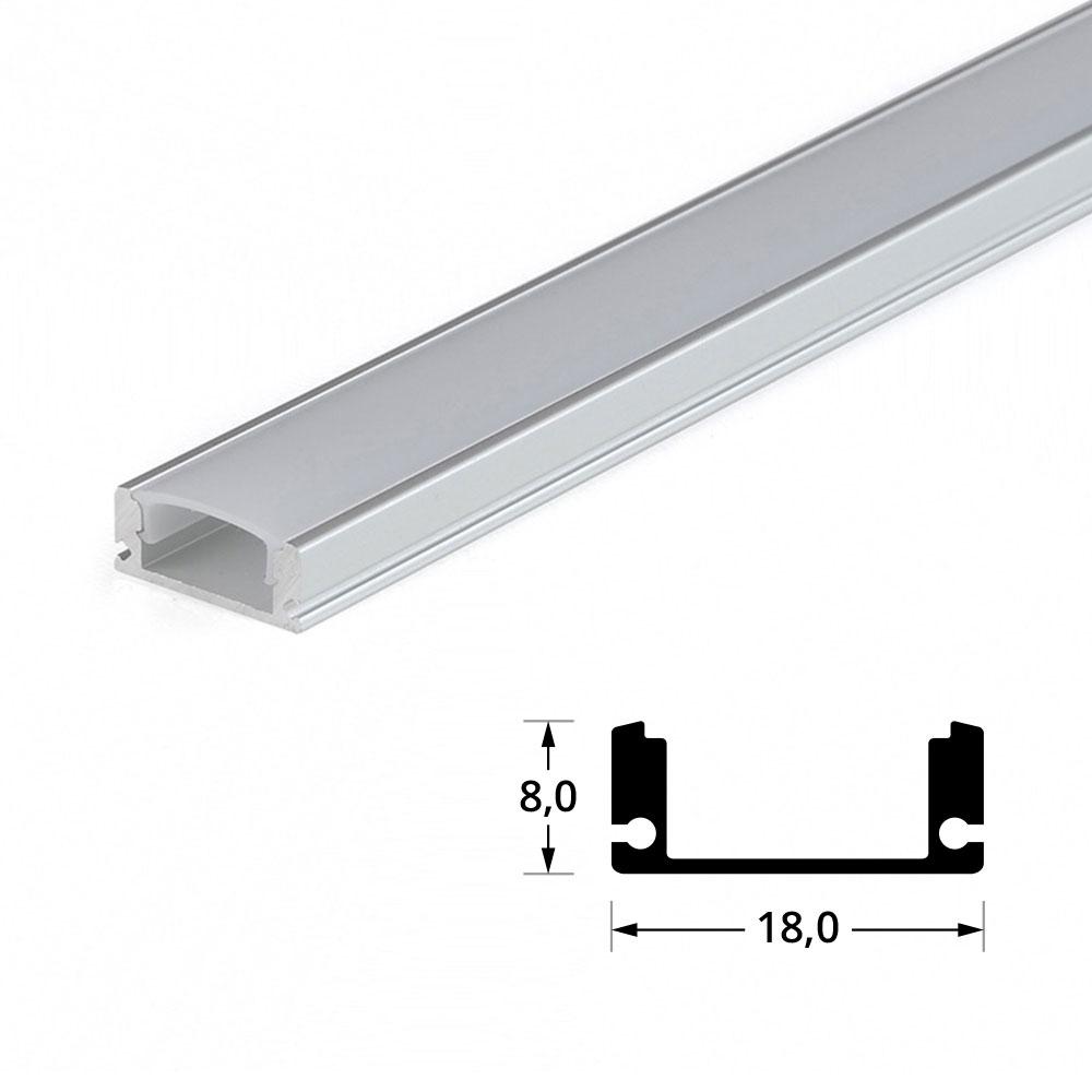 Profilo standard 1m