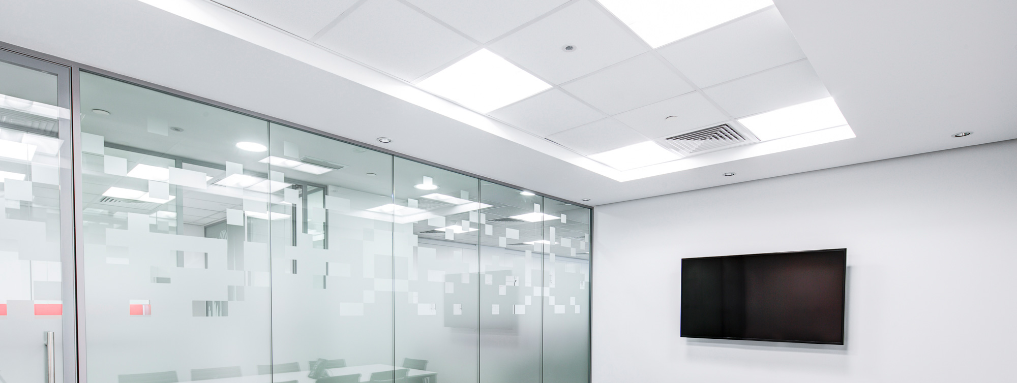 ambientato pannelli led illuminazione led logicsun