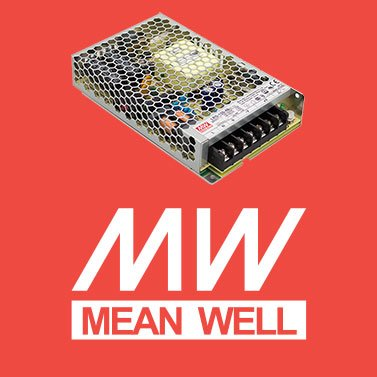 Alimentatore per led mean well 150W
