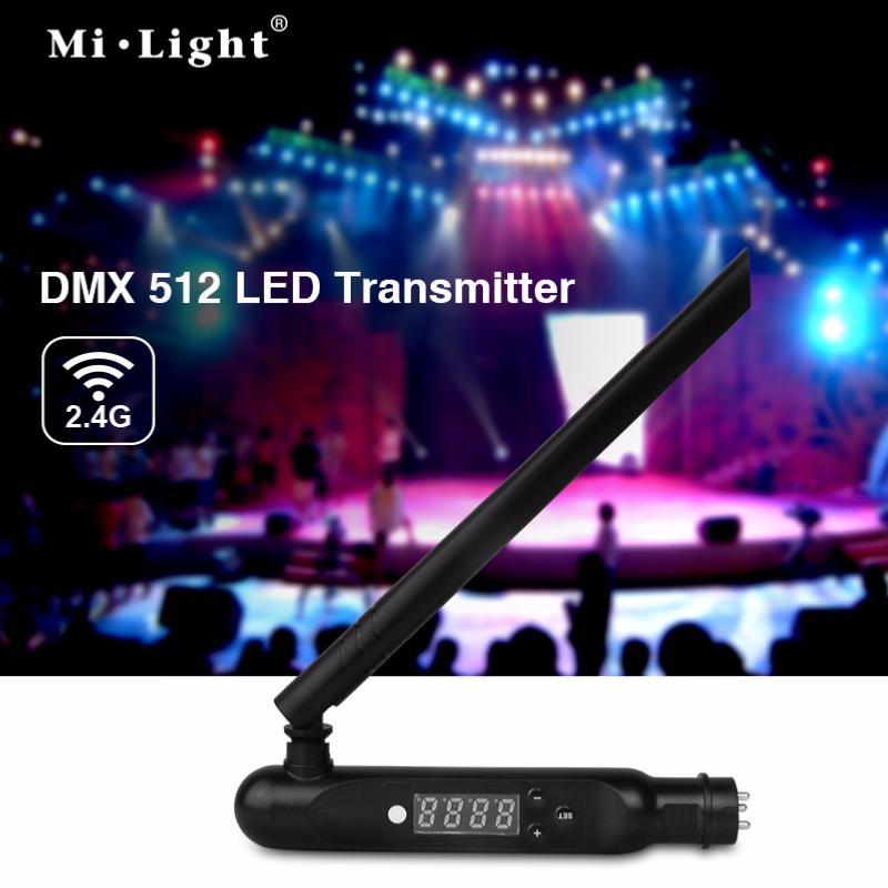 Trasmettitore DMX 512