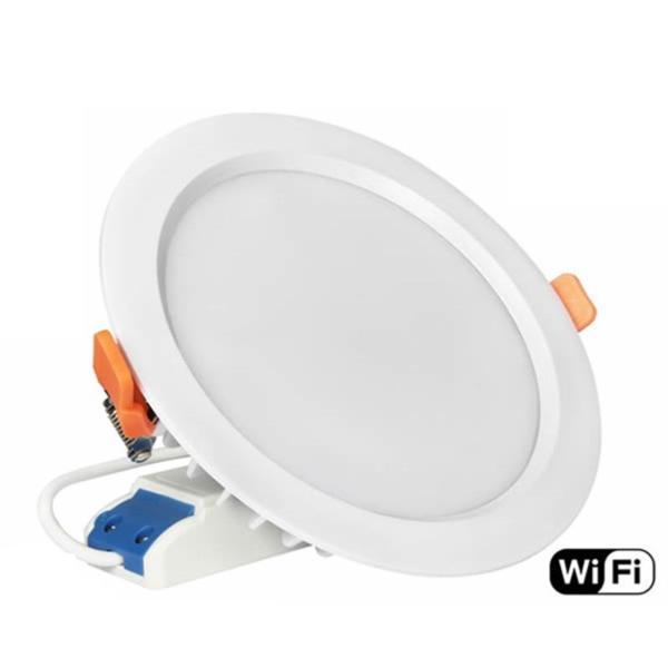 LED da incasso 15W RGB CCT IP54