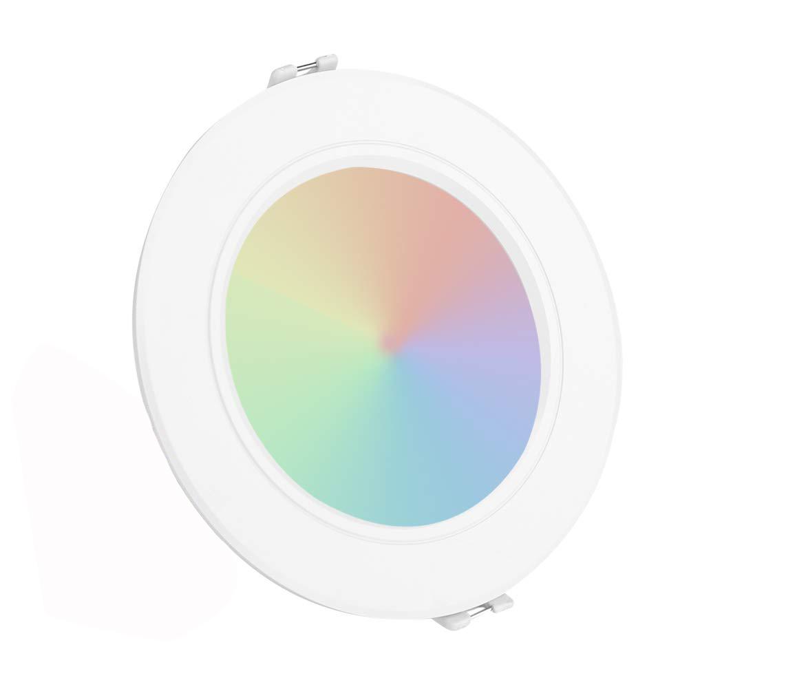 LED da incasso 6W RGB CCT IP20