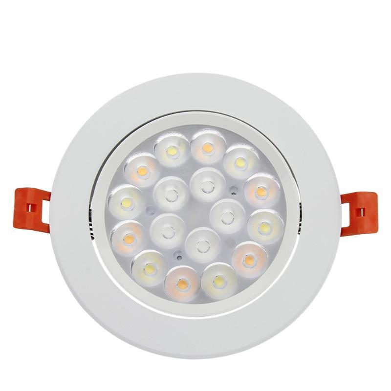 LED da incasso 9W RGB CCT IP20