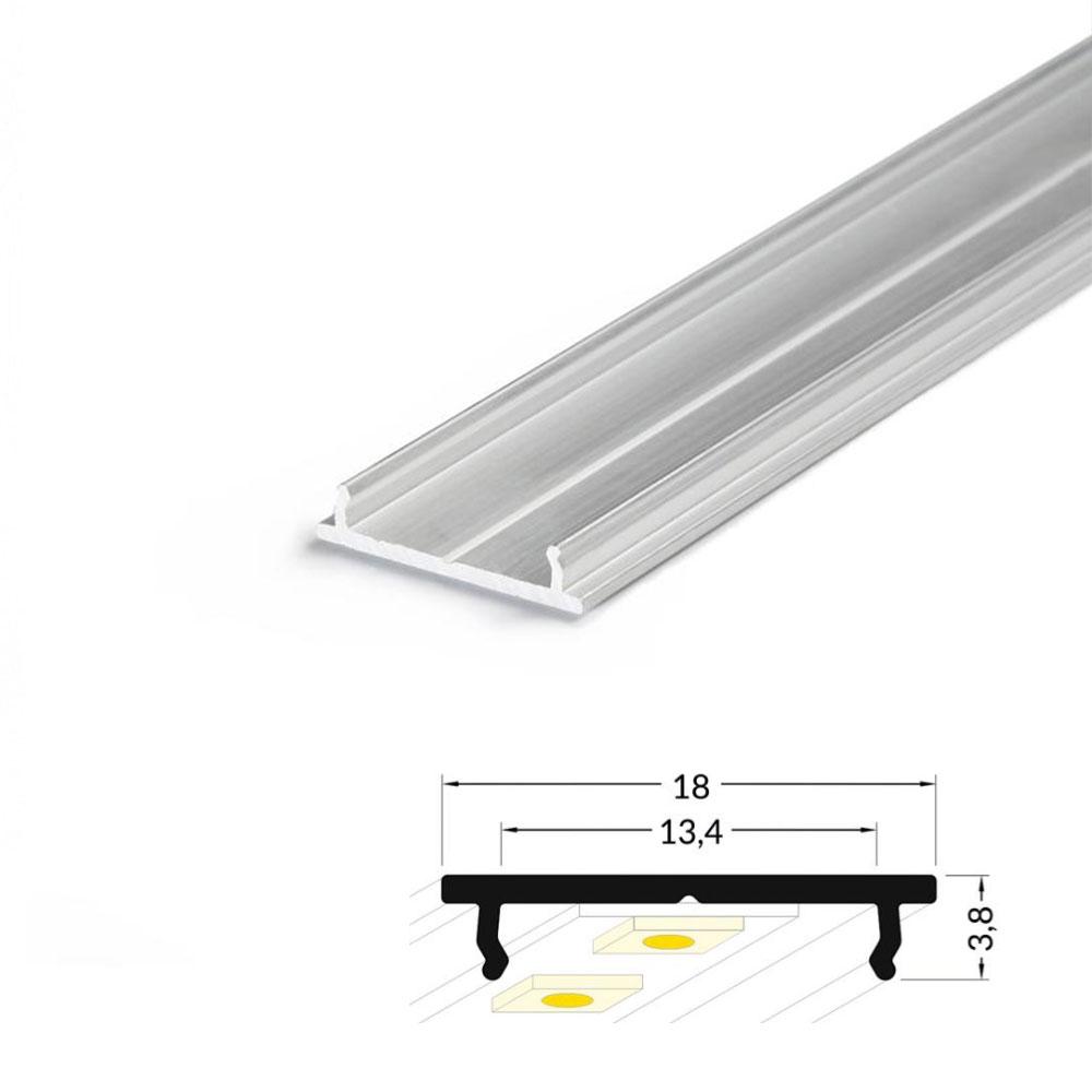 Profilo semplice 12mm