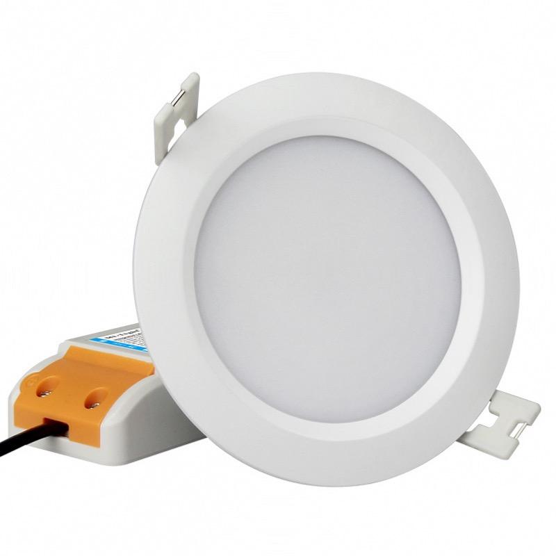 LED da incasso 6W RGB CCT IP54