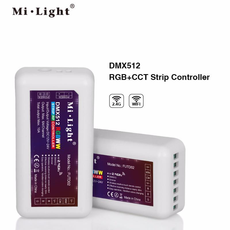 Ricevitore DMX 512