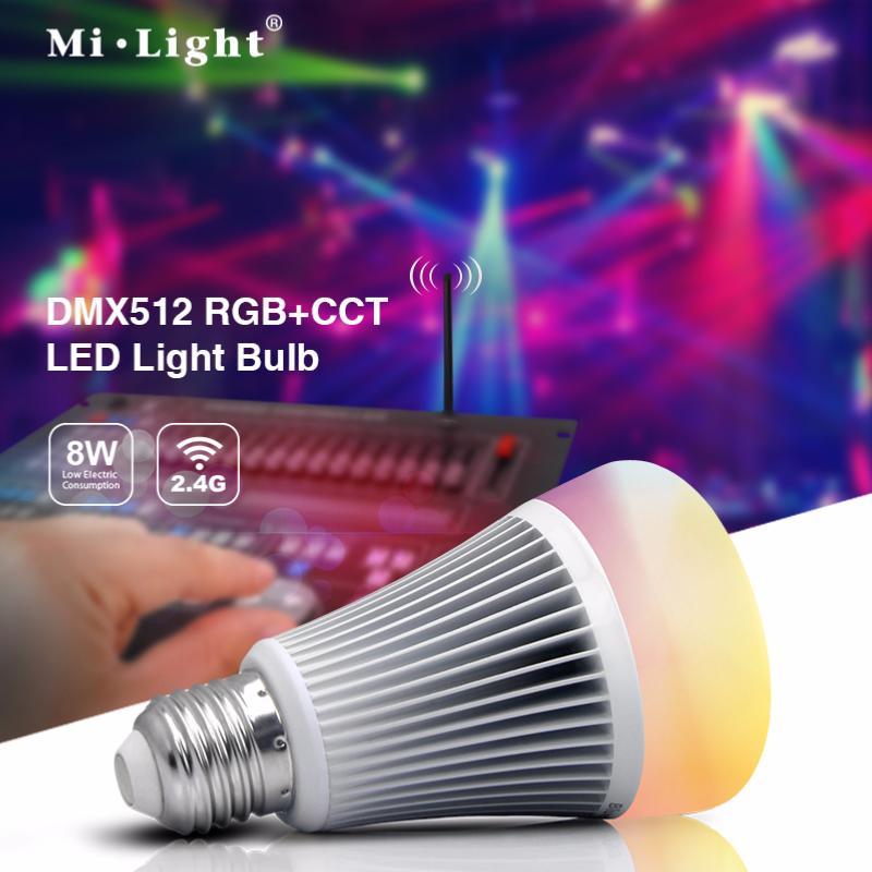 Lampada led DMX 512